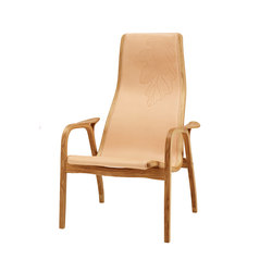 Lamino 60 easy chair | Poltrone lounge | Swedese