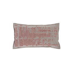 Canevas Cushion Abstract Light pink 2 | Cushions | GAN