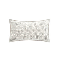 Canevas Cushion Abstract White 3 | Cushions | GAN