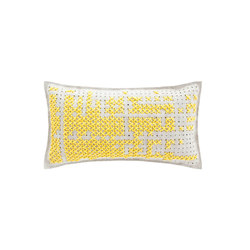 Canevas Cushion Abstract Dark Yellow 4 | Cushions | GAN