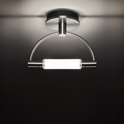 Gradiminisoffitto LED opalescente | General lighting | Cini&Nils