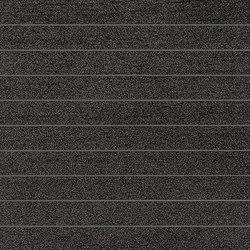 Slimtech Basaltina | Mosaico striscia stuccata | Floor tiles | Lea Ceramiche