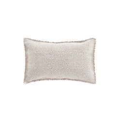 Sail Cushion Taupe 2 | Cuscini | GAN