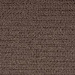Trenzas Rug Brown 3 | Formatteppiche | GAN