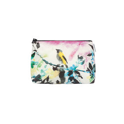 Washbag - Chinoiserie Peony Medium | Beauty accessory storage | Designers Guild