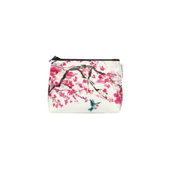 Washbag - Chinoiserie Peony Small | Beauty accessory storage | Designers Guild