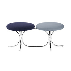 Modular Series | Chair | Ottomans | Verpan