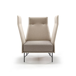 Luka | Lounge chairs | BELTA & FRAJUMAR