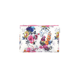 Washbag - Amrapali Peony Medium | Beauty accessory storage | Designers Guild
