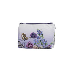 Washbag - Alexandria Lilac Medium | Beauty accessory storage | Designers Guild