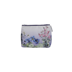 Washbag - Alexandria Lilac Small | Beauty accessory storage | Designers Guild