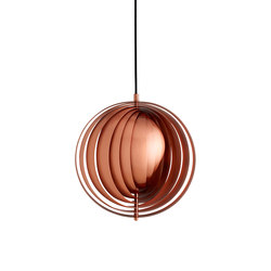 Moon Small Copper | Pendant | General lighting | Verpan