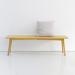 Profile Bench 160 | Bancs d'attente | STATTMANN NEUE MOEBEL