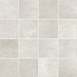 Cliffstone | Mosaico 16 White Dover | Baldosas de suelo | Lea Ceramiche