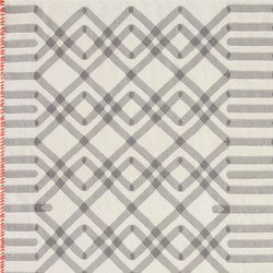 Duna Rug Grey 1 | Formatteppiche / Designerteppiche | GAN