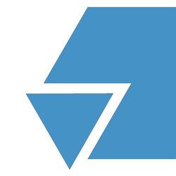 Slimtech Nest | Ettagono+Triangolo Blue | Carrelage pour sol | Lea Ceramiche