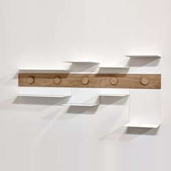 Junction Movable Shelf | Étagères/Tablettes | Serax