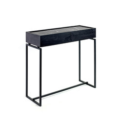 Drawerconsole Nero | Tables consoles | Serax