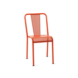 Perforated T37 chair | Multipurpose chairs | Tolix