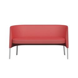 Agorà sofas | Loungesofas | Segis