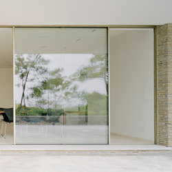 Sky-Frame 1 sliding window | Noise absorbing glass | Sky-Frame