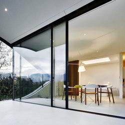 Sky-Frame 2 sliding window | Laminated glass | Sky-Frame