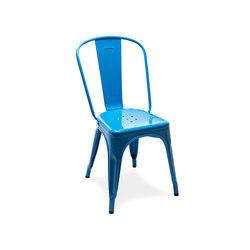 A chair RAL 5015 | Sedie multiuso | Tolix