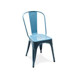 A chair RAL 5024 | Sedie multiuso | Tolix