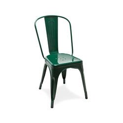 A chair RAL 6005 | Sedie multiuso | Tolix