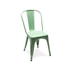 A chair RAL 6019 | Sedie multiuso | Tolix