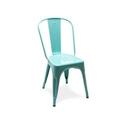 A chair RAL 6027 | Sedie multiuso | Tolix