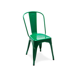 A chair RAL 6029 | Sedie multiuso | Tolix
