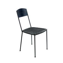 Woven Seat Chair | Restaurant chairs | Serax