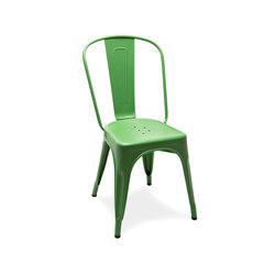 A chair RAL 6017 | Sedie multiuso | Tolix