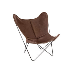 Hardoy | Butterfly Chair | Organic Buffalo Leather | Sillones | Manufakturplus
