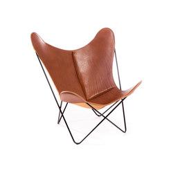 Hardoy   Butterfly Chair   Saddle Leather   Fauteuils   Manufakturplus
