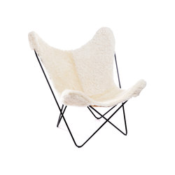 Hardoy | Butterfly Chair | Sheepskin | Fauteuils | Manufakturplus