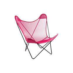 Hardoy Butterfly Chair Outdoor Rot | Garden armchairs | Manufakturplus