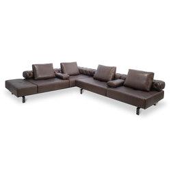 Ladey Corner sofa | Divani | Jori