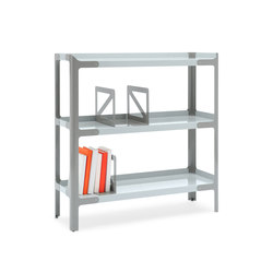 Pop shelf H900 L | Office shelving systems | Tolix