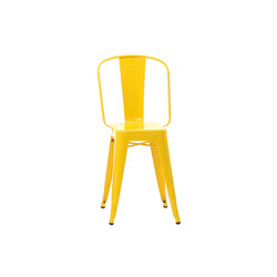 HGD55 stools with backrest | Multipurpose chairs | Tolix