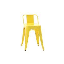 HPD50 stools with backrest | Mehrzweckstühle | Tolix