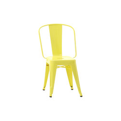 HGD45 stools with backrest | Sillas multiusos | Tolix
