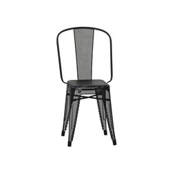 Perforated HGD45 stool | Chairs | Tolix