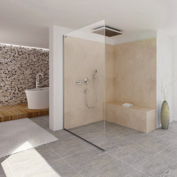 Air - Walk In | Shower screens | Duscholux AG
