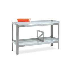 Pop shelf H500 L | Office shelving systems | Tolix