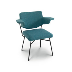 Neptunia Sedia | Visitors chairs / Side chairs | ARFLEX