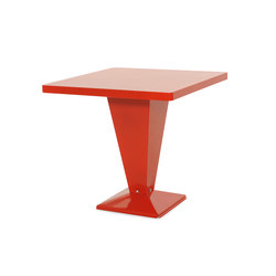 Kub table 80×80 | Mesas comedor | Tolix