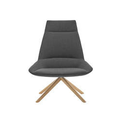 Dunas XL Wood | Lounge chairs | Inclass