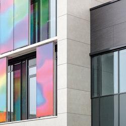 Facade | Fusion Phedra & Basalt Grey | Ejemplos de fachadas | Neolith